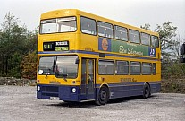 GOG275W Border Buses,Burnley MK Metro WMPTE