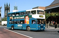 C261UAJ Arriva Northumbria United AS