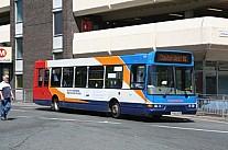 V502EFR Huddersfield Bus Co. Stagecoach Yorkshire Traction London Traveller