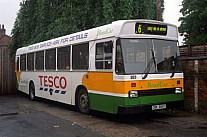 CWX669T Rebody RoadCar Eagre,Morton Hyndburn Mainline SUT West Riding