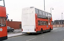 ANA163Y GM Buses South Greater Manchester PTE