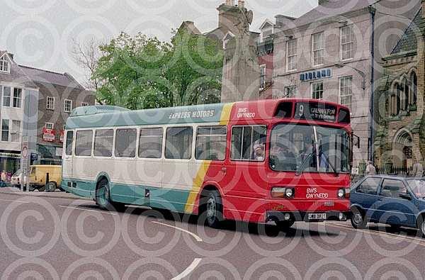 GMB382T Express Motors,Rhostryfan Crosville MS
