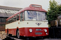 839CUM Alexander Greyhound,Arbroath Leeds CT