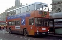 SND497X First Manchester GM Buses GMPTE