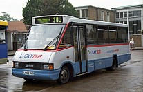 L600BUS Lucketts,Watford