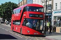 LTZ1216 London Arriva