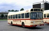 BYW430V Parfitt,Rhymney Bridge London Transport