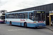 J114WSC Blue Bus,Bolton Stagecoach Ribble London Buses