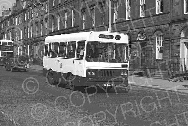 CFS106L Edinburgh CT