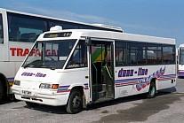 F47CWY DunnLine,Nottingham London Buses