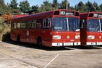 BYW372V London Transport