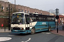 C40CWT Arriva North Midlands United As West Riding