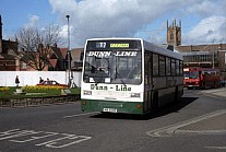 MIB5088 (CNH172X) Rebody DunnLine,Nottingham Swanbrook Cheltenham