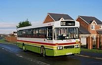 VDH244S Rebody First Cymru Rider York Birmingham Coach Co.,Smethwich National Travel West