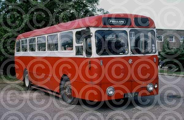 AEK514 Phillips,Shiptonthorpe Wigan CT