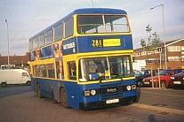 F803NGU Metrobus