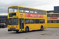 OTO555M (F702JCN) First Manchester Nottinghma CT Kentish Bus