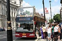 PN09EOJ Big Bus Company,London