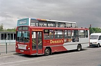 J606KCU Dennis's(Cooper),Dukinfield Go Ahead Northern