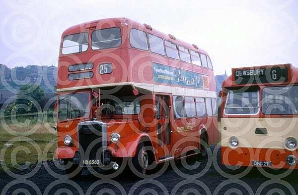 HD8563 Rebody Yorkshire Woollen District