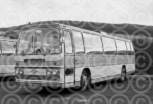 LJD926K Rebody Creamline,Tonmawr Ebdon,Sidcup