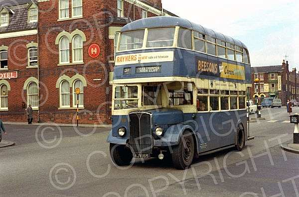 AJV165 Grimsby Cleethorpes Transport