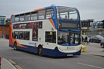 AE07KZF Stagecoach Lincolnshire