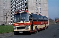 906GAU (HDB357V) Barry Cooper,Stockton Heath Maynes,Manchester