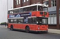 A677HNB First Manchester GM Buses GMPTE