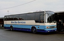 D264HFX Derby CT(Blue Bus) Excelsior,Bournemouth