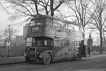 HLX89 Browns Blue Markfield London Transport