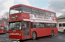 JIL8207 (THX272S) Bullocks,Cheadle London Buses London Transport