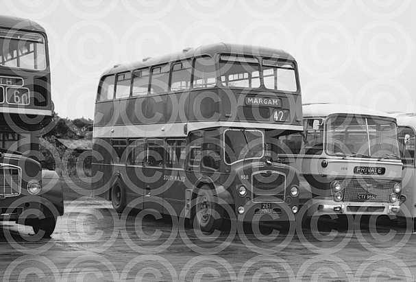 261HNU South Wales Transport Midland General
