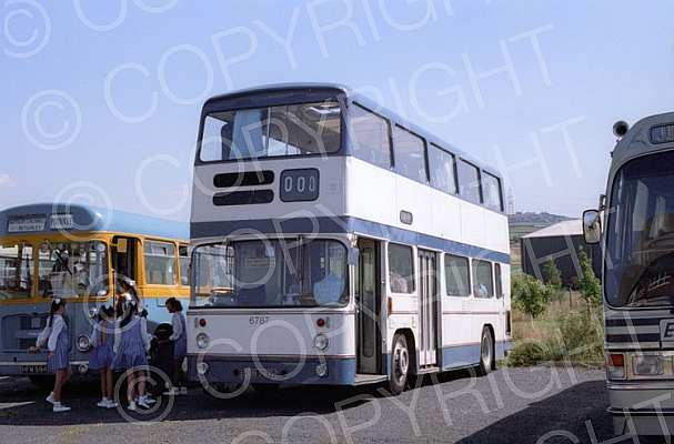 OBN287H Cummings,CrawfordGreater Manchester PTE SELNEC PTE