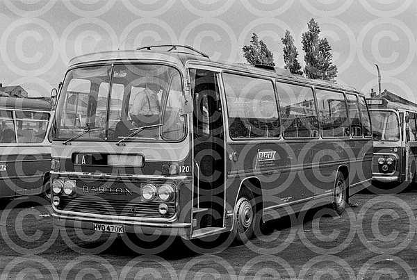 HVO470K Barton,Chilwell