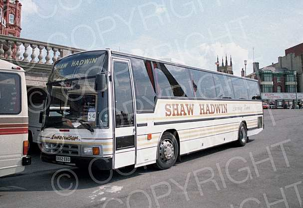 E652EEO Shaw Hadwin,Ulverston