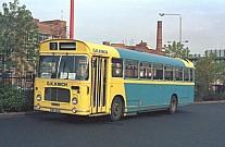 UWX368L  Kinch,Barrow-on-Soar Osbornes,Tollesbury North Devon(Red Bus) West Yorkshire RCC