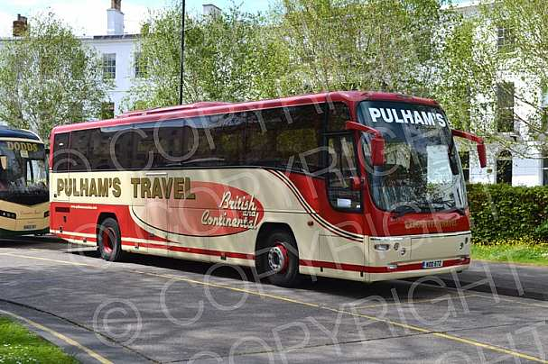 NDD672 (FJ05APO) Pulham,Bourton-on-the-Water Anderson,Bermondsey