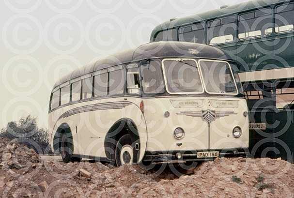 PAD184 Black & White,Cheltenham