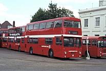 OJD194R Hampshire Bus London Transport