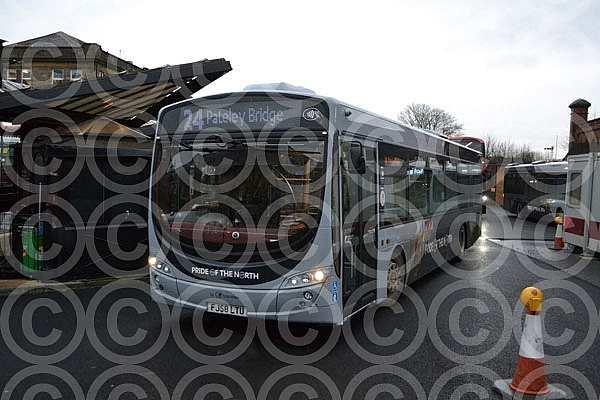 FJ58LTU Harrogate & District Burnley & Pendle