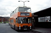 B106SJA Greater Manchester PTE