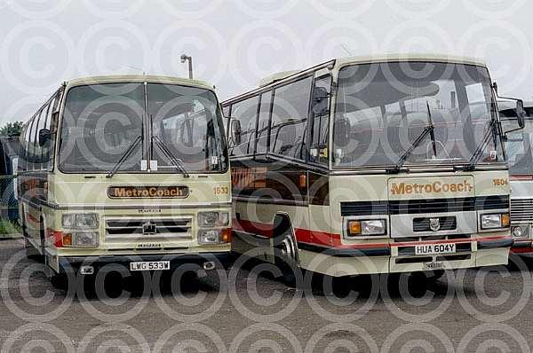 LWG533W / HUA604Y West Yorkshire PTE