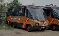 D369JUM Beestons,Hadleigh London Buses