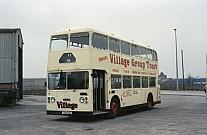 TGM219J Village,Garston Highland Omnibuses Central SMT