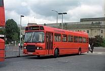 CKB162X First Manchester MTL Manchester Merseybus Merseyside PTE
