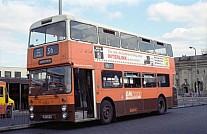 DWH683W GM Buses GMPTE