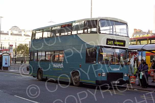 H667GPF Arriva North West London & Country