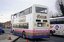VIB4028 (E923KYR) Focus,Preston London Buses