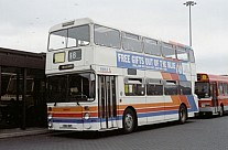 KBU911P Stagecoach Ribble East Midland - Frontrunner(SE) GM Buses GMPTE